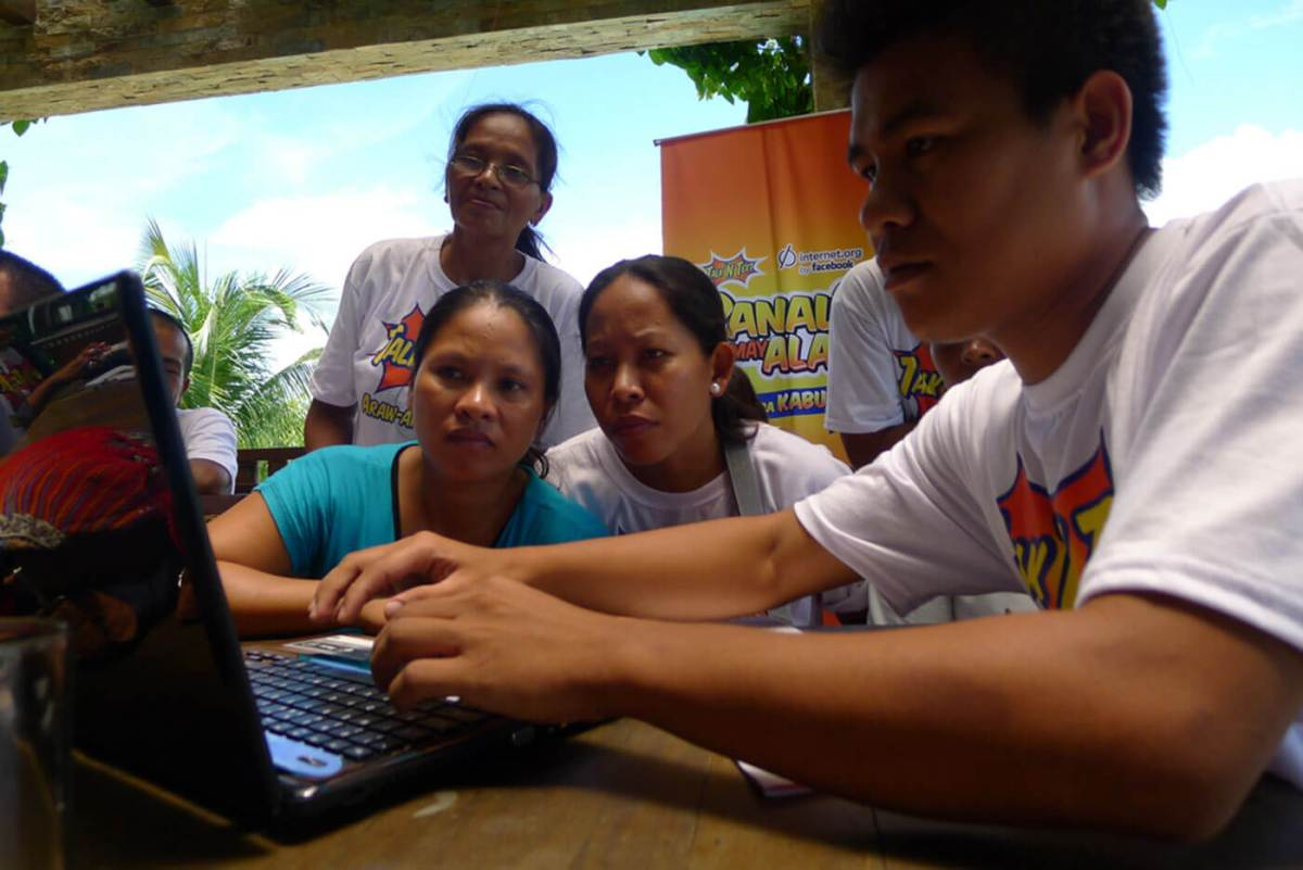 Tourism in Southern Cebu gets digital boost from Talk 'N Text, Internet.org